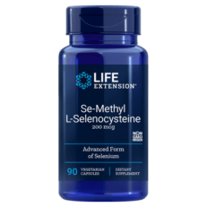 life extension se-methyl l-selenocysteine